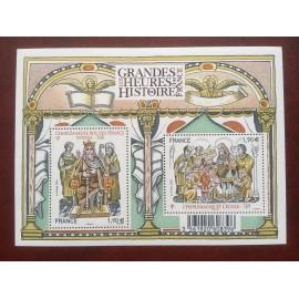France F4943 ** Charlemagne Histoire de France en 2015