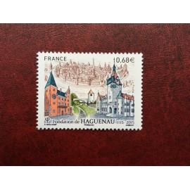 France 4969 ** Haguenau  en 2015