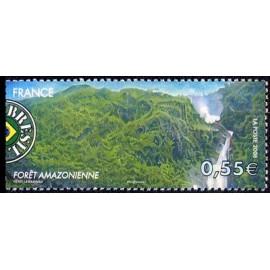 France 4255 ** Amazonie Bresil  en 2008
