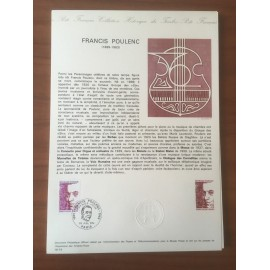 Document Officiel 1785 Fr Poulinc  1974 num 19-74
