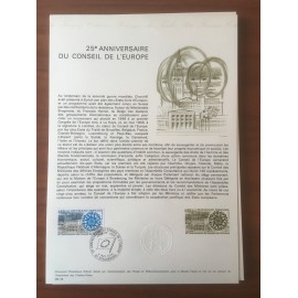 Document Officiel 1792 Europe  1974 num 09-74