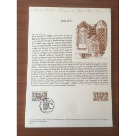 Document Officiel 1793 Salers  1974 num 18-74