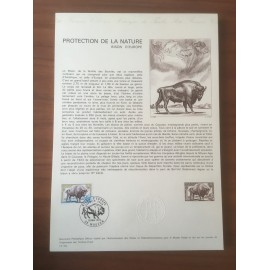Document Officiel 1795 Bison  1974 num 11-74