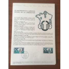 Document Officiel 1797 Liberation  1974 num 17-74