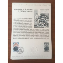 Document Officiel 1801 Invalide  1974 num 16-74