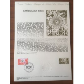 Document Officiel 1803 Phenix  1974 num 23-74