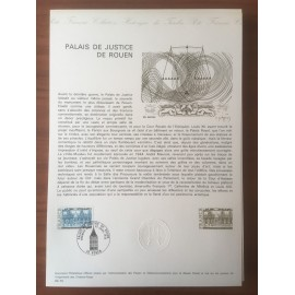 Document Officiel 1806 rouen  1974 num 04-75