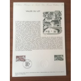 Document Officiel 1807 Valle du Lot  1974 num 21-74