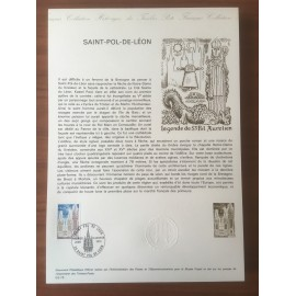 Document Officiel 1808 Saint Pol de Leon  1974 num 03-75