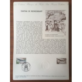 Document Officiel 1809 Château   1974 num 01-75