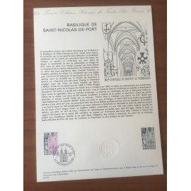 Document Officiel 1810 Basilique  1974 num 27-74