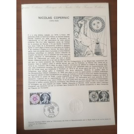 Document Officiel 1818 Copernic  1974 num 26-74