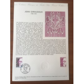 Document Officiel 1822 Jean Giraudoux  1974 num 31-74