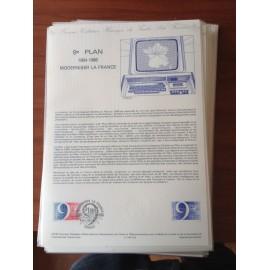 Document Officiel Année complete 1984