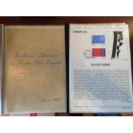 Document Officiel Année complete 1993
