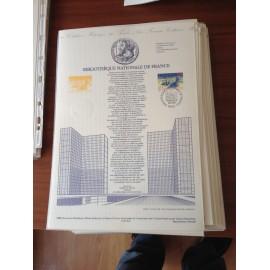 Document Officiel Année complete 1996