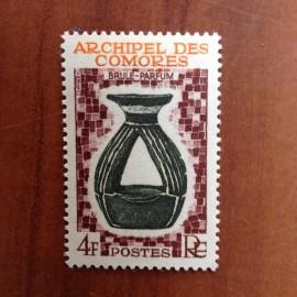 Comores 30 ** MNH Brule Parfum en 1963