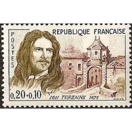 France Yvert Num 1258 ** De la Tour  1960