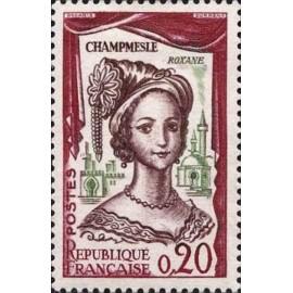 France Yvert Num 1301 ** Roxanne  1961