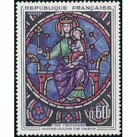 France Yvert Num 1419 ** Tableau  1964