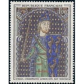 France Yvert Num 1424 ** Tableau  1964