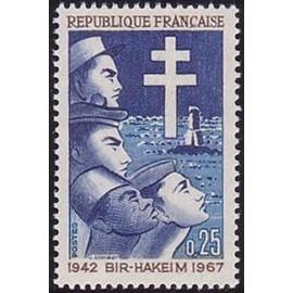 France Yvert Num 1532 ** Tableau   1967