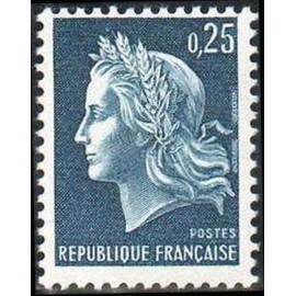 France Yvert Num 1535 ** Cheffer  1967