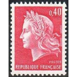France Yvert Num 1536B ** Cheffer  1967