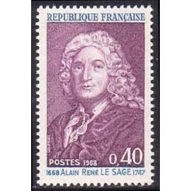 France Yvert Num 1558 ** AR Lesage  1968