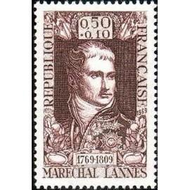 France Yvert Num 1593 ** Montebello  1969