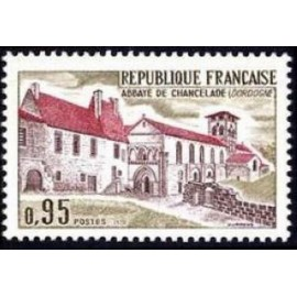 France Yvert Num 1645 ** Chancelade  1970