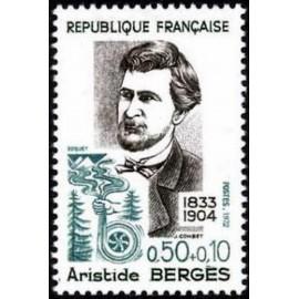 France Yvert Num 1707 ** Berges  1972