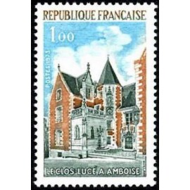 France Yvert Num 1759 ** Amboise  1973