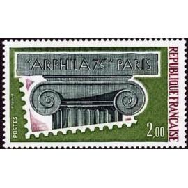 France Yvert Num 1831 ** Arphila  1975