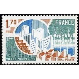 France Yvert Num 1855 **   1975