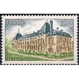 France Yvert Num 1873 ** Château Malmaison  1976