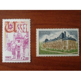 France Yvert Num 1871-1873 **   1976
