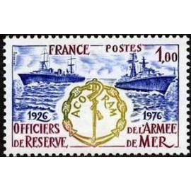 France Yvert Num 1874 ** Bateau  1976