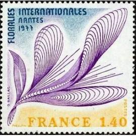 France Yvert Num 1931 ** Cambresis  1977