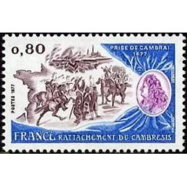 France Yvert Num 1932 **   1977