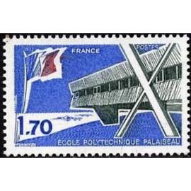 France Yvert Num 1936 ** Palaiseau  1977