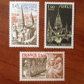 France Yvert Num 1937-1939 **   1977