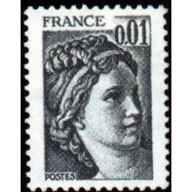 France Yvert Num 1962 ** Sabine  1978