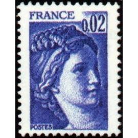 France Yvert Num 1963 ** Sabine  1978