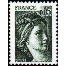 France Yvert Num 1964 ** Sabine  1978