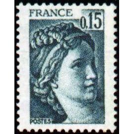 France Yvert Num 1966 ** Sabine  1978