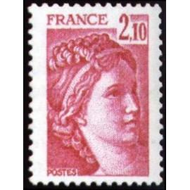 France Yvert Num 1978 ** Sabine  1978