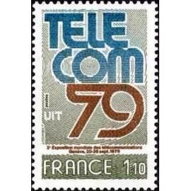 France Yvert Num 2055 **   1979
