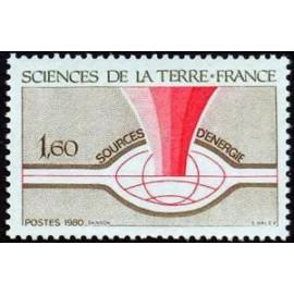 France Yvert Num 2093 **   1980