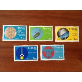 France Yvert Num 2126-2130 **   1981